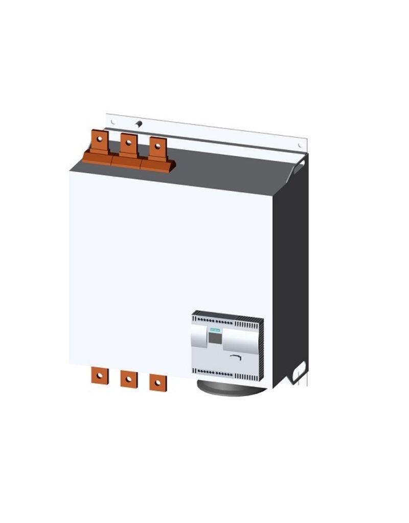 SIEMENS 3RW4455-6BC44   400kW   softstarter