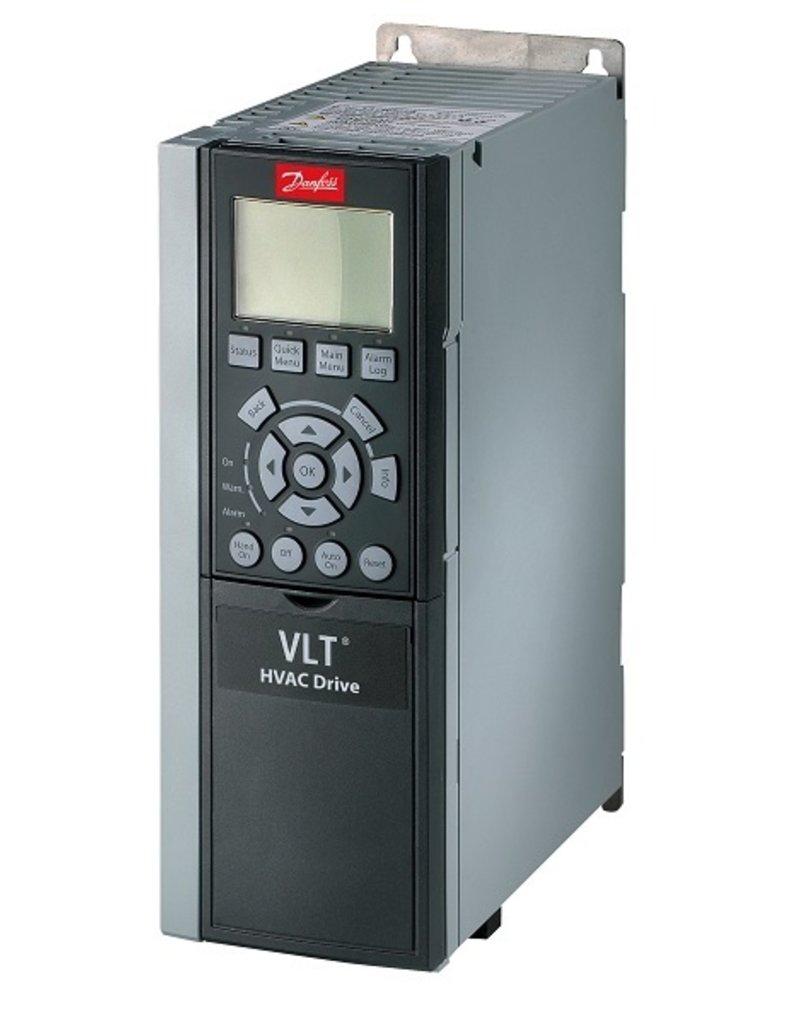 DANFOSS FC-102P4K0T4P55H1XGXXXXSXXXXAXBXCXXXXDX   4,0kW   frequentieregelaar met C1 filter