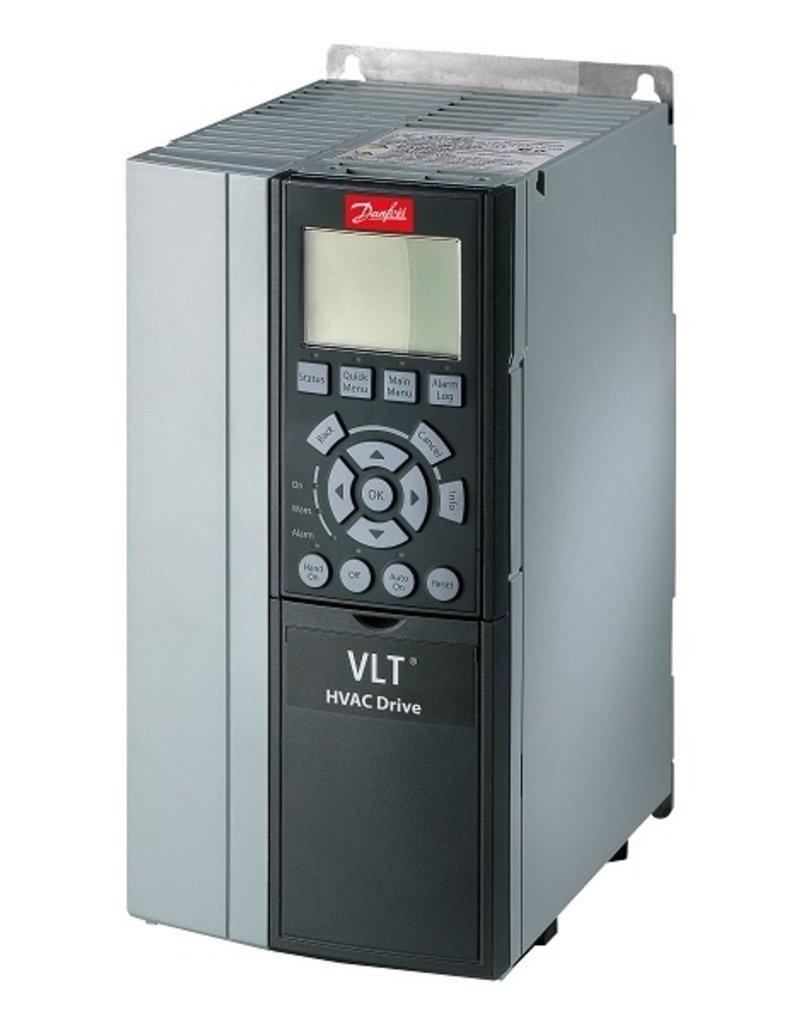 DANFOSS FC-102P7K5T4P55H1XGXXXXSXXXXAXBXCXXXXDX   7,5kW   frequentieregelaar met C1 filter