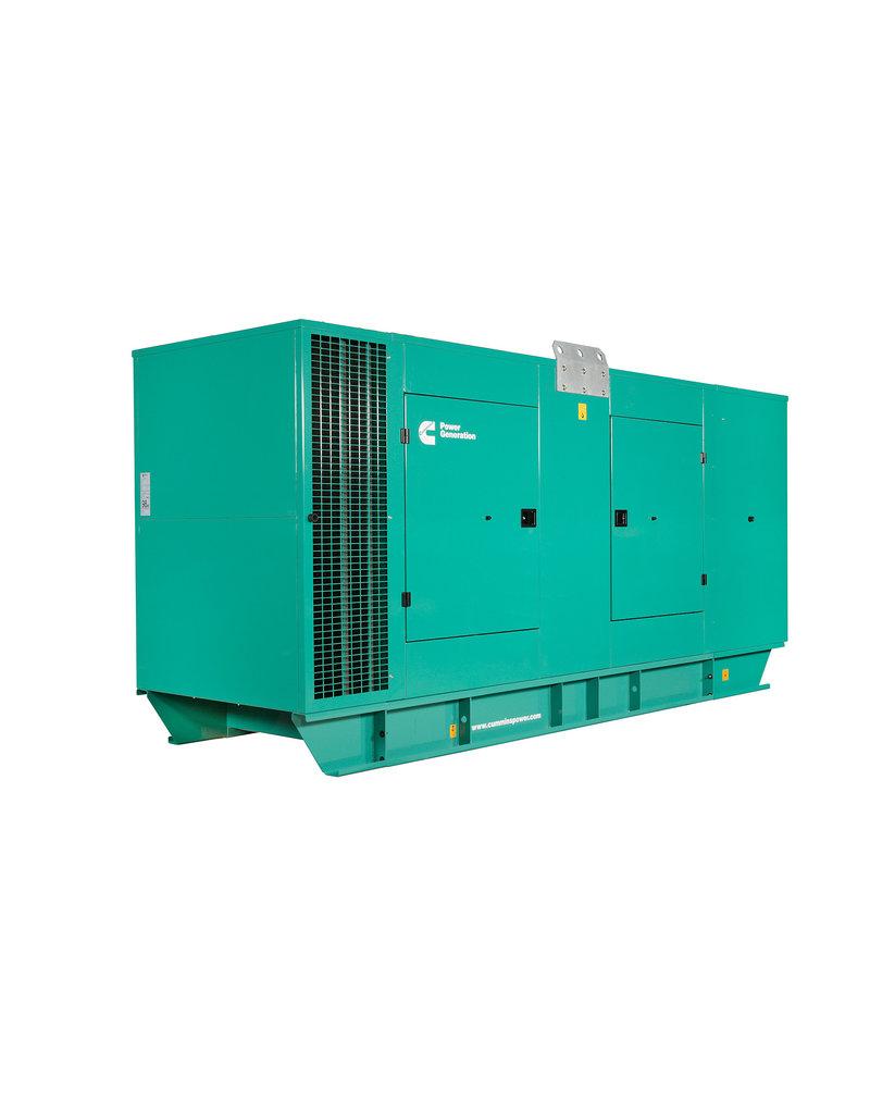 CUMMINS CUMMINS   C450 D5e - GESLOTEN    450 kVA
