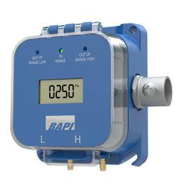 BAPI /ZPM-LR-ST-D -250Pa  tot 250Pa verschildrukopnemer