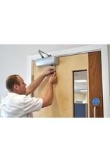 3-80-0050 deurdranger rechtsdraaiend