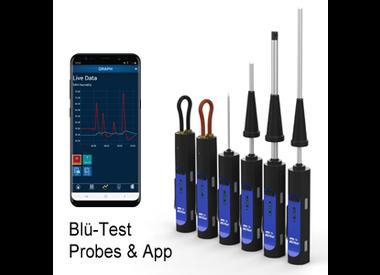 BAPI Blüe-test meetinstrumenten