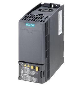 SIEMENS 6SL3210-1KE11-8AB1   0,55kW  frequentieregelaar met klasse A filter