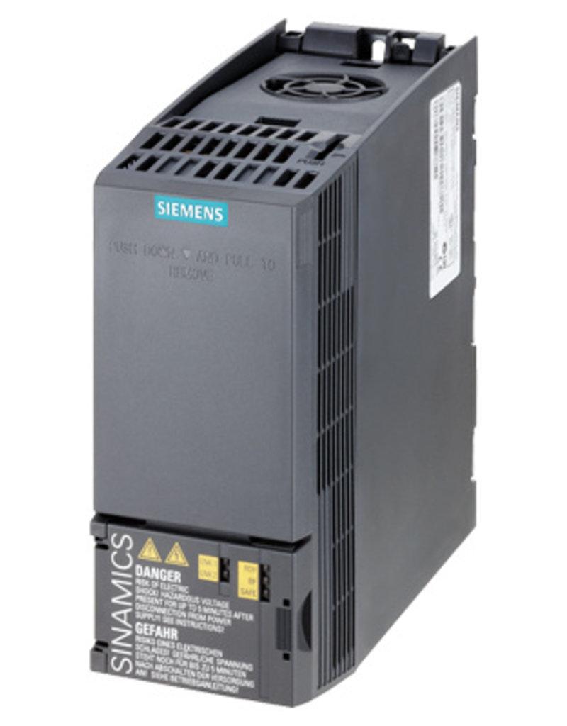 SIEMENS 6SL3210-1KE11-8AB1   0.55kW   frequentieregelaar met klasse A filter