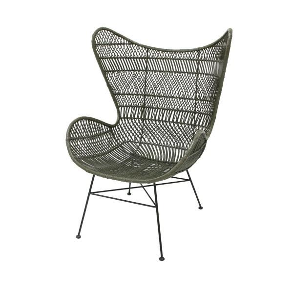 HKliving HKliving Egg Chair Bohemian