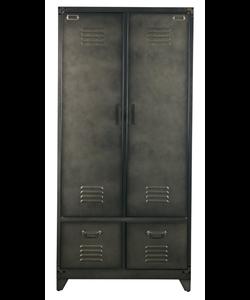 vtwonen Locker Metaal