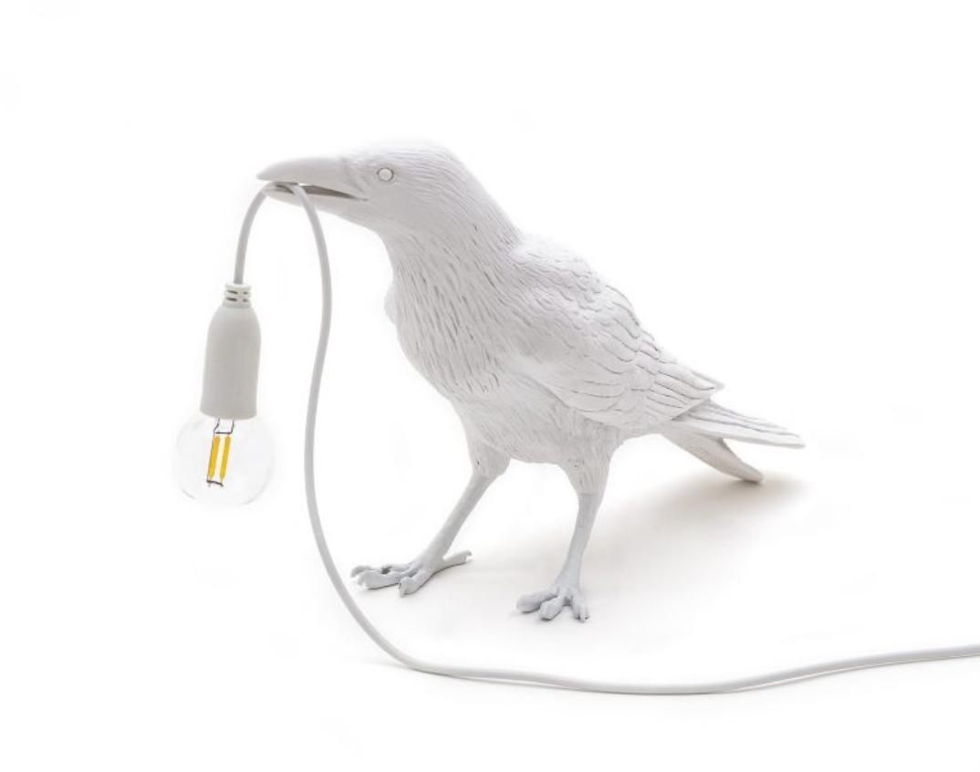 Seletti Seletti Tafellamp Bird Waiting