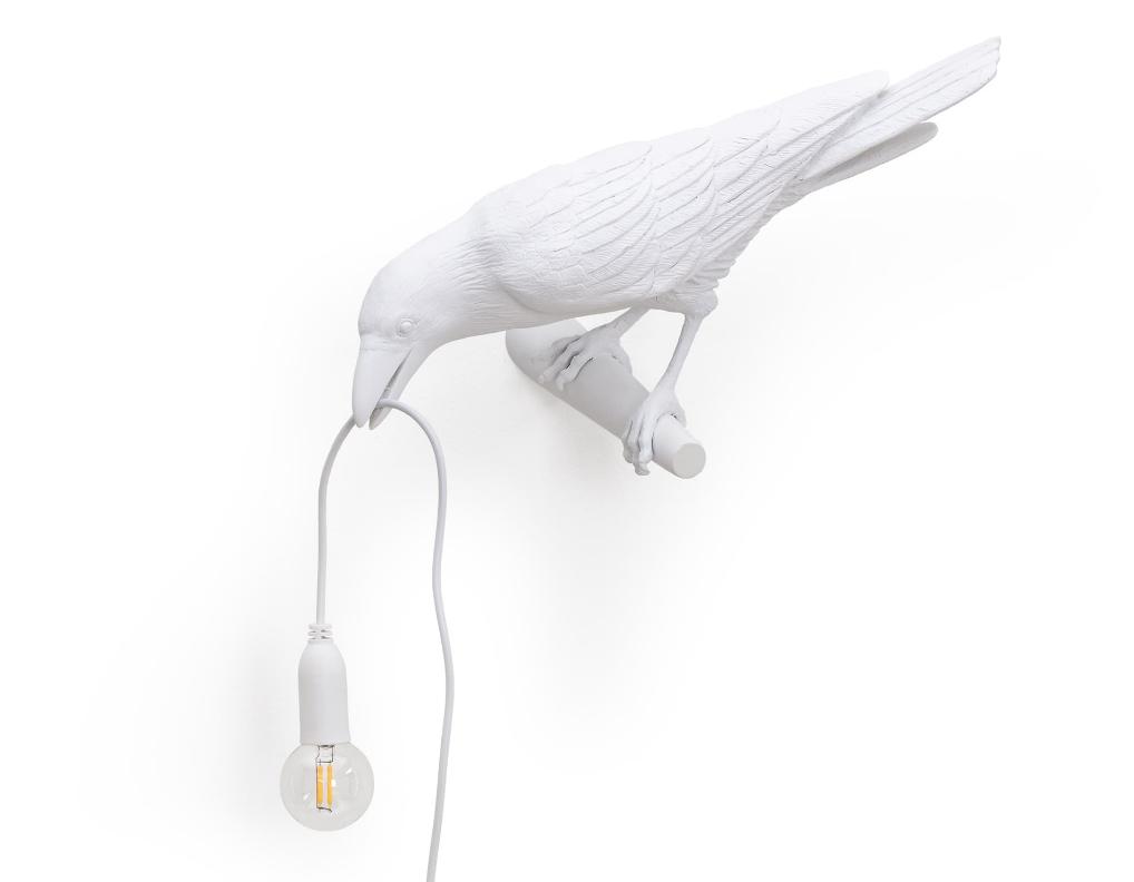 Seletti Seletti Wandlamp Bird Looking