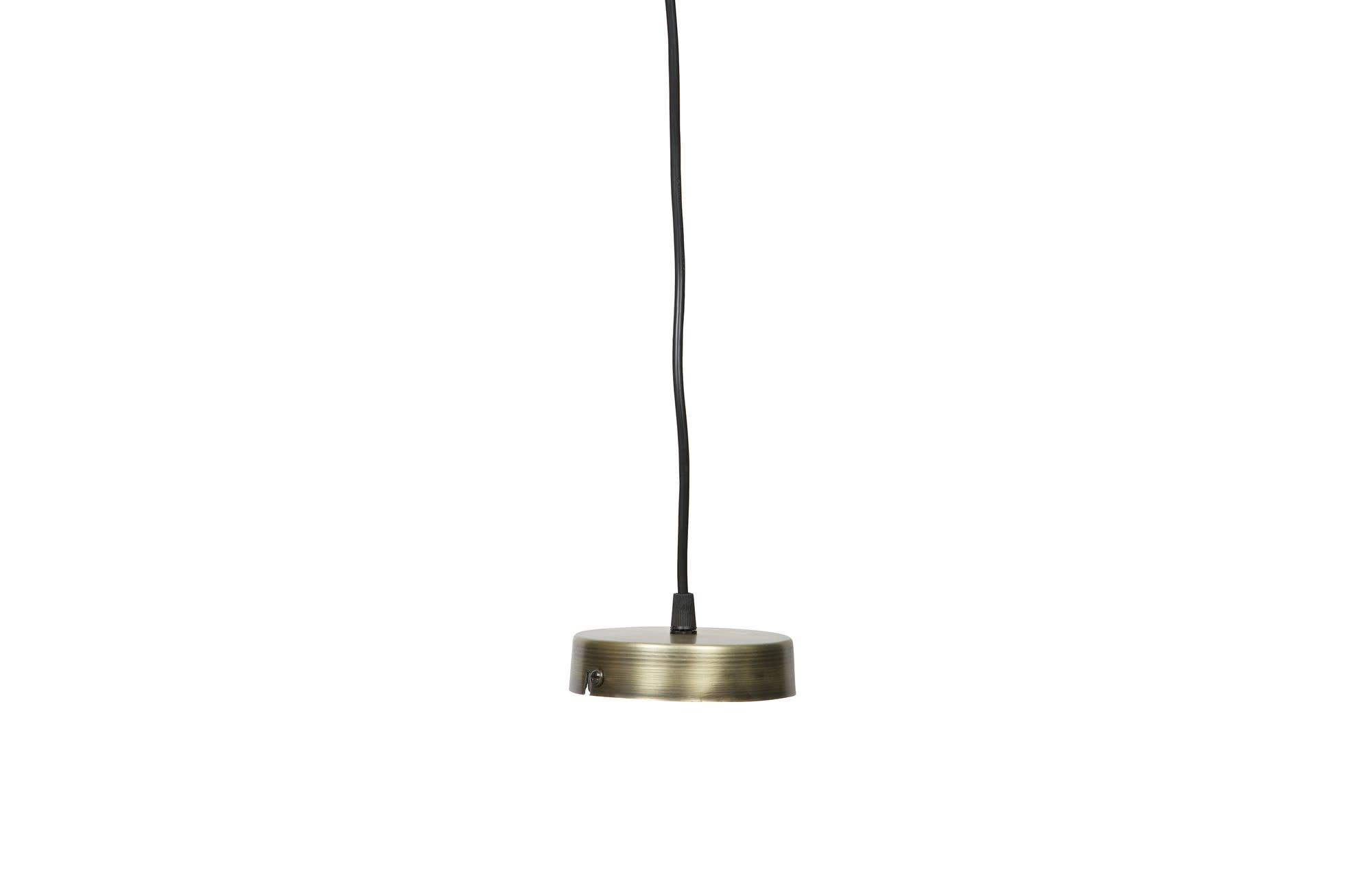 BePureHome BePureHome Hanglamp Engrave Antique Brass