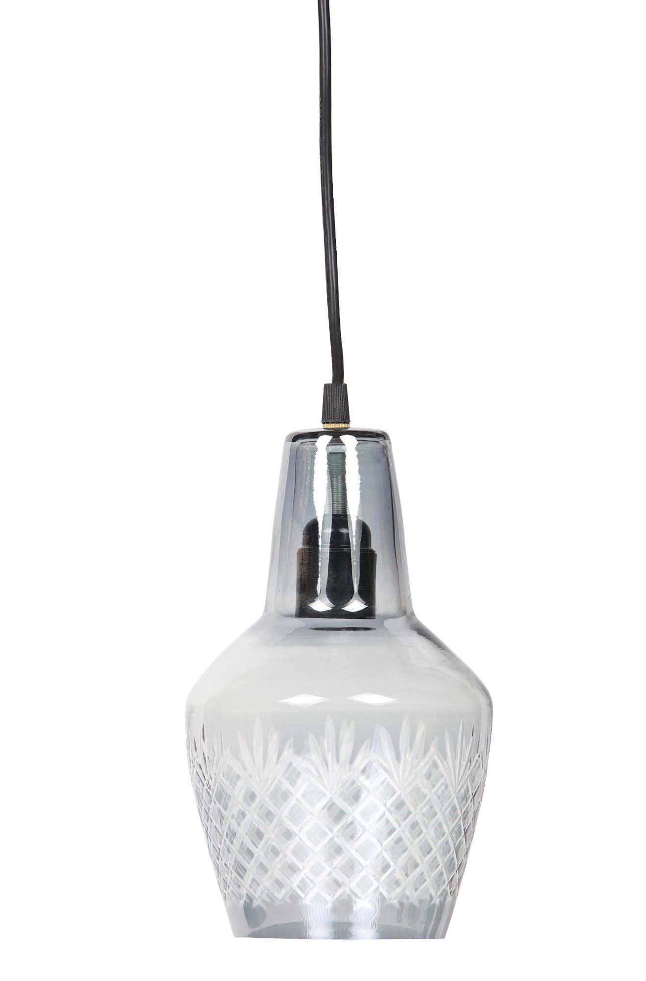 BePureHome BePureHome Hanglamp Engrave Grijs