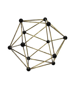 HKliving Ornament Moleculair