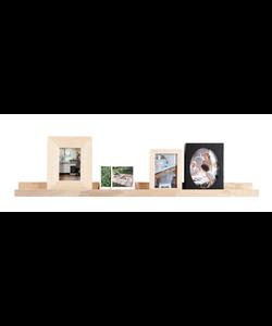vtwonen Fotolijstplank Eikenhout