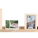 vtwonen vtwonen Fotolijstplank Eikenhout