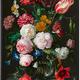 VanillaFly VanillaFly Poster Springflowers 20x25