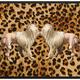VanillaFly VanillaFly Poster Leopard dogs 20x25