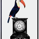 VanillaFly VanillaFly Poster Pelican watch 30x40