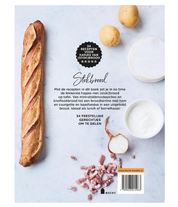 Stokbrood feestelijke gerechtjes om te delen