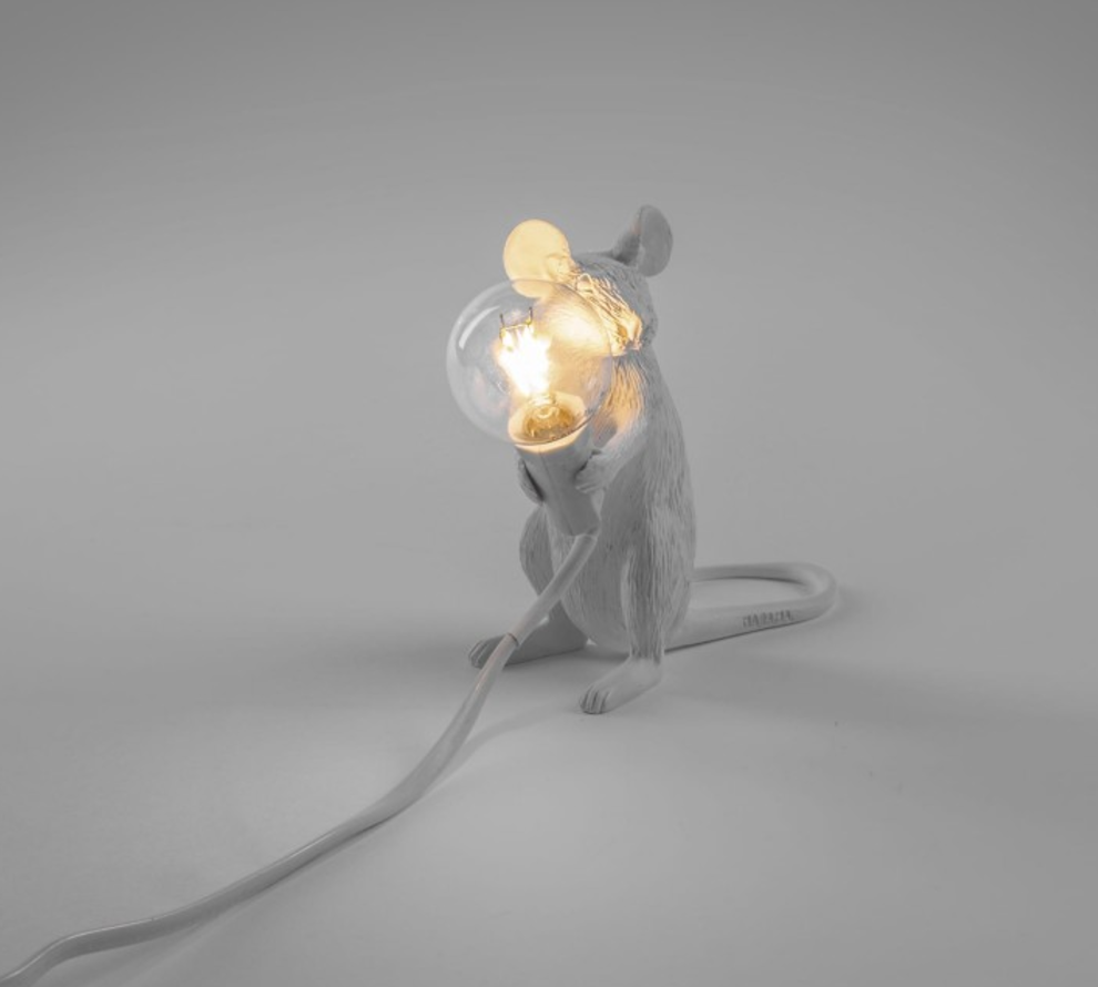 Seletti Seletti Tafellamp Muis