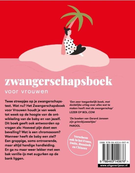 Het Zwangerschapsboek Voor Vrouwen