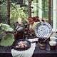 HKliving HKliving Dinerbord Kyoto Rustiek Keramiek