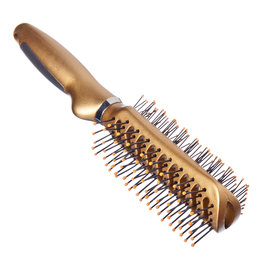 Haarborstel tweezijdig