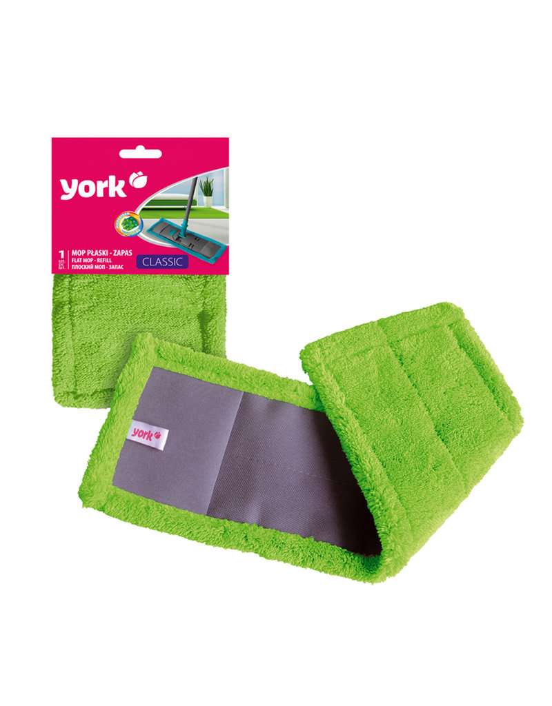 York York - Vervangingsdoek Platte mop CLASSIC