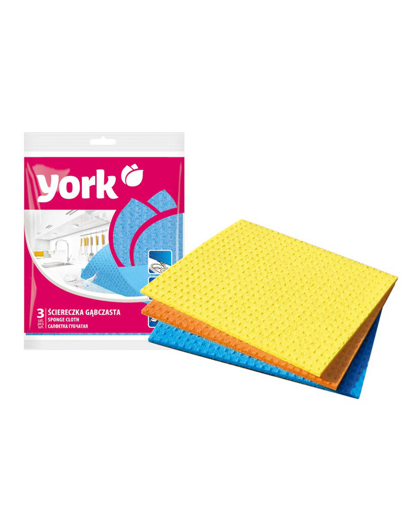 York York - Sponsdoek - 3st