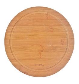 Vetta Vetta- Bamboe Snijplank (Ø23x0,9cm)