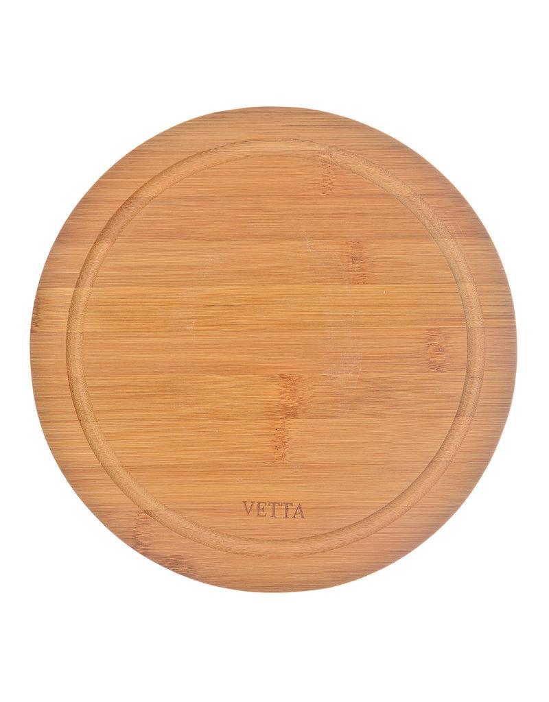 Vetta Vetta - Bamboe Snijplank (Ø23x0,9cm)