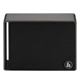Hama Hama Mobiele Bluetooth®-luidspreker Pocket Steel Antraciet