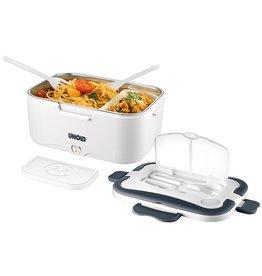 Unold Unold 58850 Elektrische Lunchbox 1,5L 35W Wit/Grijs