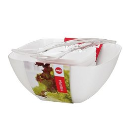 Emsa Emsa VIENNA Salade Set 6-delig Wit