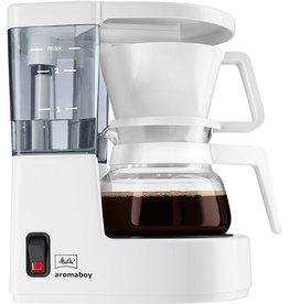 Melitta Melitta Aromaboy Koffiemachine 0.3L 500W Wit