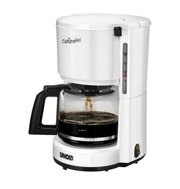 Unold Unold 28120 CafAroma Koffiezetapparaat Wit