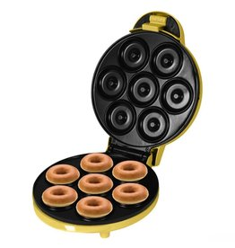 Efbe-Schott Efbe-Schott DNM1002NYC Donutmaker 600W Geel