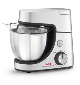 Tefal Tefal QB515D Masterchef Gourmet Keukenmachine Zilver
