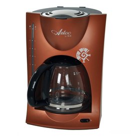 Efbe-Schott Efbe-Schott KA1050AZ Aztec Line Koffieapparaat 900W 1.5L Bruin
