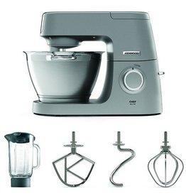Kenwood Kenwood KVC5320S Chef Elite Keukenmachine 1200W RVS