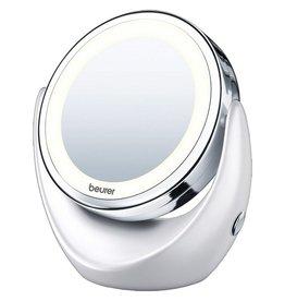 Beurer Beurer BS49 Cosmetica Spiegel met Verlichting Chroom/Parelmoer