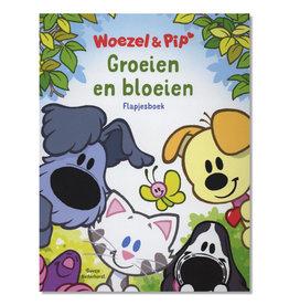 Woezel en Pip Woezel en Pip Flapjesboek Groeien en Bloeien