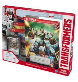 Hasbro Hasbro Transformers Metroplex Deck Trading Card Game
