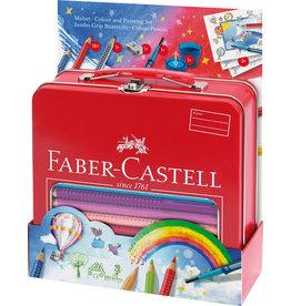 Faber Castell Faber Castell FC-201312 Kleurset Faber-Castell 25-delig