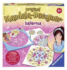 Ravensburger Ravensburger Original Mandala-Desinger Ballerina