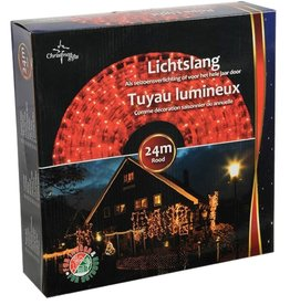 Christmas Gifts Christmas Gifts ED48652 Kerstverlichting 2400 Mm Rood