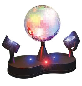 GetX GetX ED871727886521 LED Disco Spiegelbol met Kleureffect