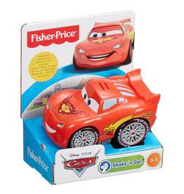 Fisher Price Fisher Price Disney Cars Shake'n Go Auto met Geluid Assorti
