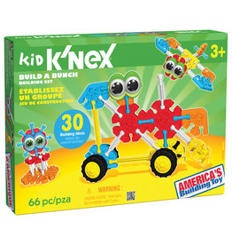 Knex Knex Kid Build A Bunch 66-delig