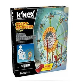 Knex Knex Scary Go Round Draaimolen