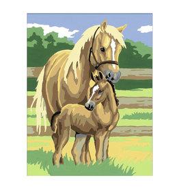 Ravensburger Ravensburger Schilder op Nummer Paardenliefde